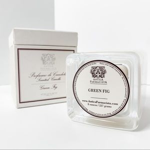 Antica Farmacista   Green Fig Scented Candle